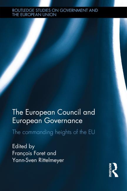 the european council book