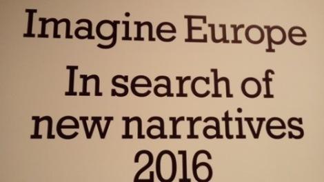 Imagine Europe cover